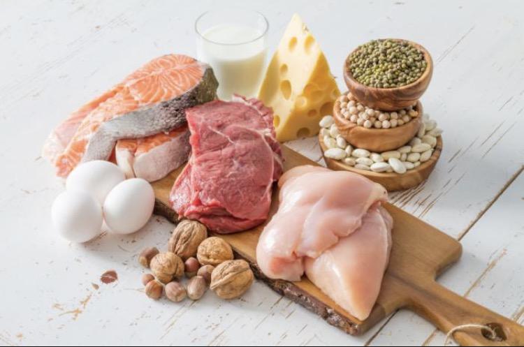 äta mer protein
